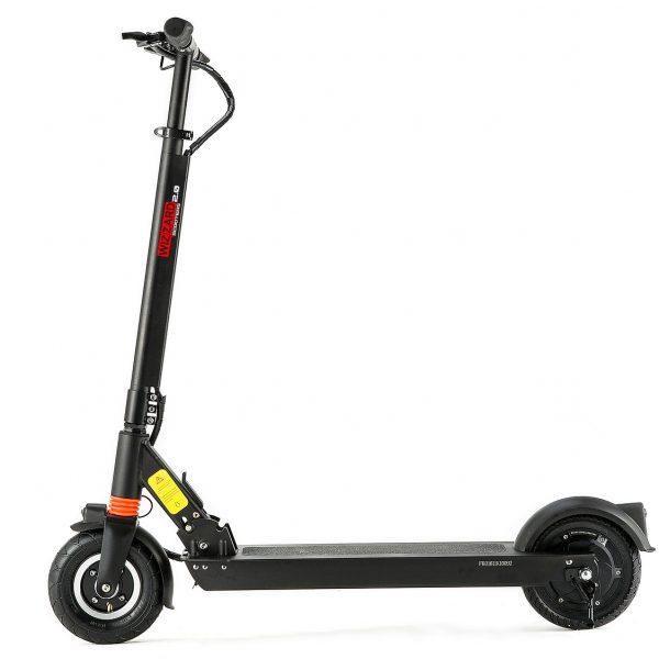 wizzard 2 0 city elektro scooter elektroroller mit. Black Bedroom Furniture Sets. Home Design Ideas